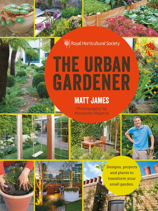 RHS the Urban Gardener (eBook)