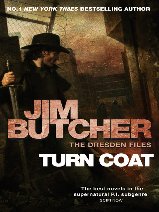 Turn Coat (eBook): The Dresden Files Series, Book 11