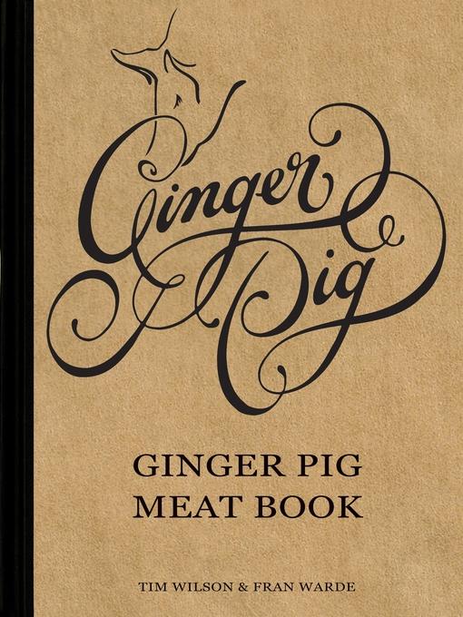 Ginger Pig Meat Book (eBook)