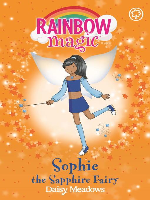 Sophie the Sapphire Fairy (eBook): Rainbow Magic: The Jewel Fairies Series, Book 6