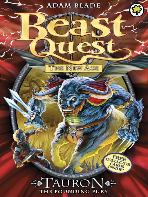 Tauron the Pounding Fury (eBook): Beast Quest: The New Age Series, Book 6