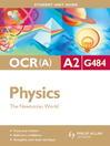 OCR(A) A2 Physics Student Unit Guide (eBook): Unit G484 The Newtonian World