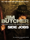 Side Jobs (eBook): Stories from the Dresden Files