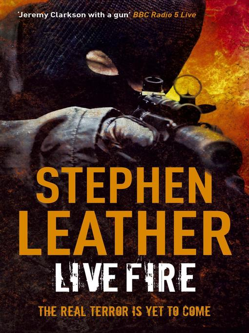 Live Fire (eBook): Dan Shepherd Series, Book 6