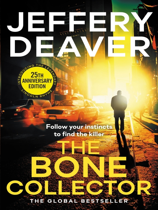 The Bone Collector (eBook): Lincoln Rhyme Series, Book 1