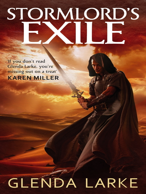 Stormlord's Exile (eBook): Stormlord Series, Book 3