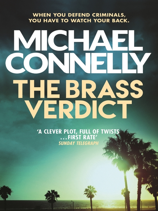 The Brass Verdict (eBook): Mickey Haller Series, Book 2