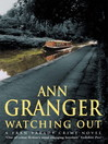 Watching Out (eBook): Fran Varady Series, Book 5