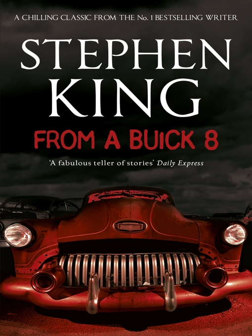 From a Buick 8 (eBook)