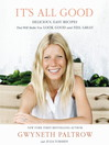 It's All Good (eBook): Delicious, Easy Recipes that Will Make You Look Good and Feel Great