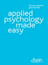 Applied Psychology Made Easy (eBook)