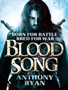 Blood Song (eBook): Book 1 of Raven's Shadow