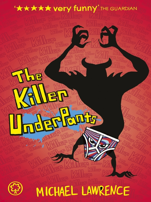 The Killer Underpants (eBook): A Jiggy McCue Story