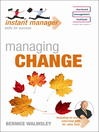 Managing Change (eBook)