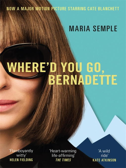 Where'd You Go, Bernadette (eBook)