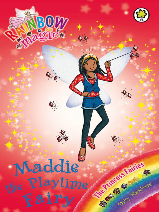 Maddie the Playtime Fairy (eBook)