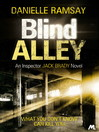 Blind Alley (eBook): DI Jack Brady 3
