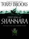 First King of Shannara (eBook): The Original Shannara Trilogy, Book 0.5