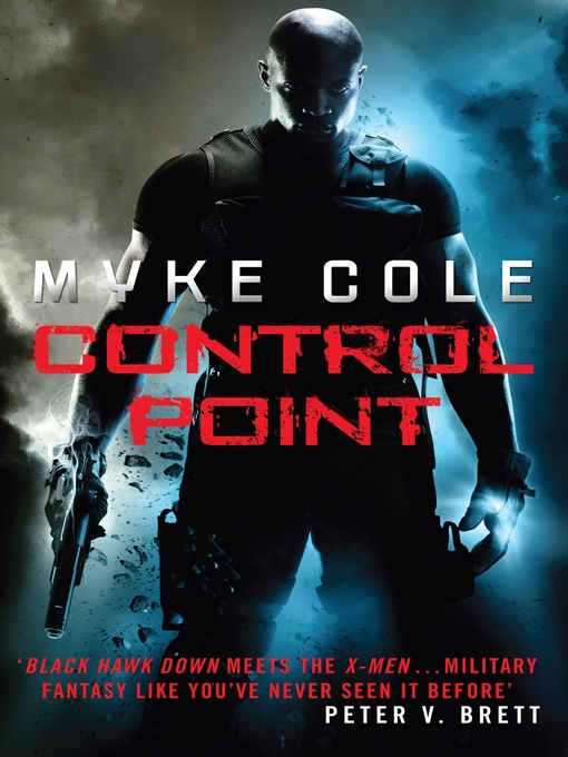 Control Point (eBook): Shadow Ops Series, Book 1