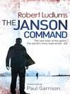 Robert Ludlum's The Janson Command (eBook)