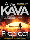 Fireproof (eBook): Maggie O'Dell Series, Book 10