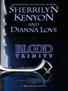 Blood Trinity (eBook): Belador Series, Book 1