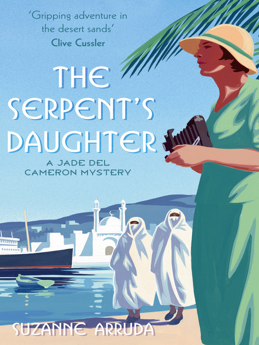 The Serpent's Daughter (eBook): Jade del Cameron Mystery Series, Book 3