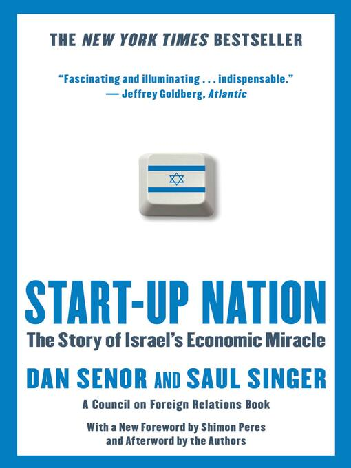Start-up Nation (eBook): The Story of Israel's Economic Miracle
