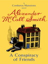 A Conspiracy of Friends (eBook): Corduroy Mansions Series, Book 3