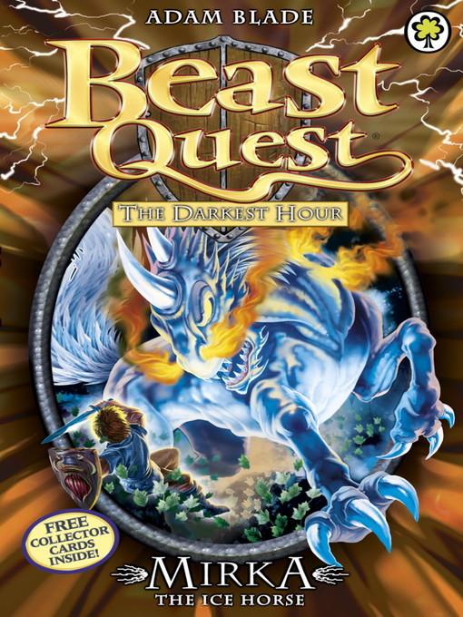 Mirka the Ice Horse (eBook): Beast Quest: The Darkest Hour Series, Book 5
