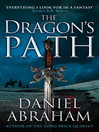 The Dragon's Path (eBook): Dagger and the Coin Series, Book 1