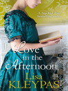 Love in the Afternoon (eBook)