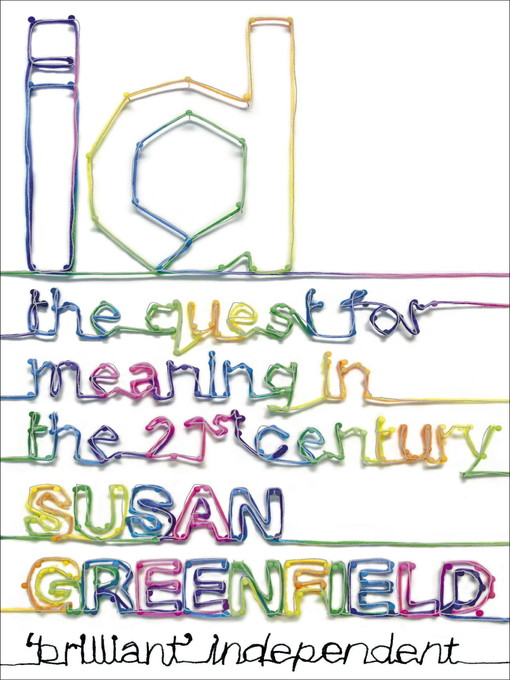 ID (eBook): The Quest for Identity in the 21st Century