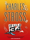 Rule 34 (eBook): Halting State Series, Book 2