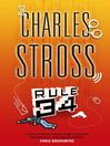 Rule 34 (eBook): Halting State Series, Book 2