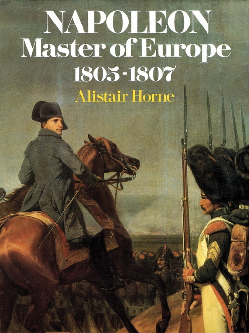 Napoleon (eBook): Master of Europe
