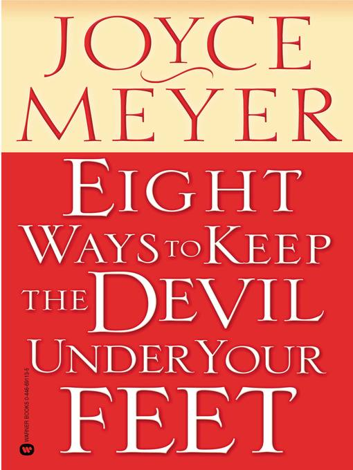 Eight Ways to Keep the Devil Under Your Feet (eBook)
