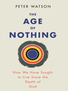 The Age of Nothing (eBook)