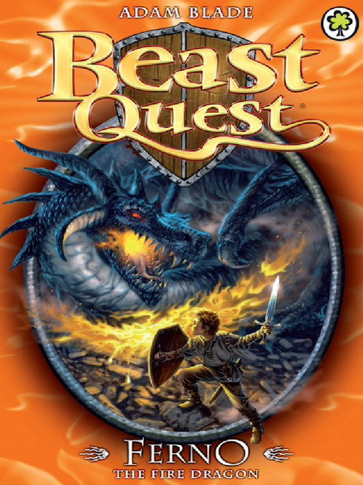 Ferno the Fire Dragon (eBook): Beast Quest Series, Book 1