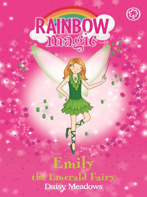 Emily the Emerald Fairy (eBook): Rainbow Magic: The Jewel Fairies Series, Book 3