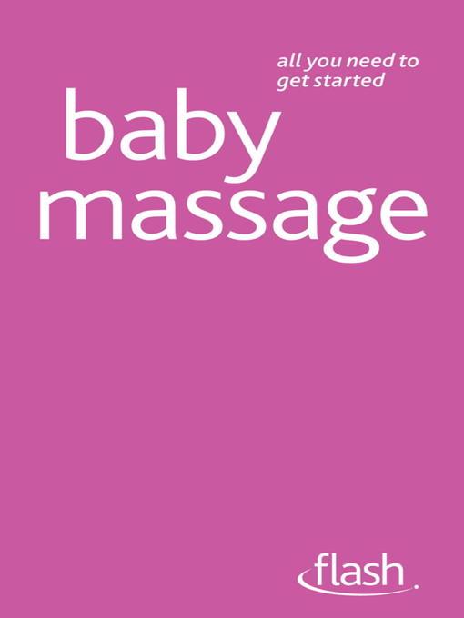 Baby Massage (eBook)
