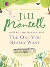 The One You Really Want (eBook)