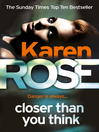 Closer Than You Think (eBook)