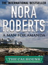 A Man for Amanda (eBook): Calhoun Women Series, Book 2