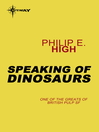 Speaking of Dinosaurs (eBook)