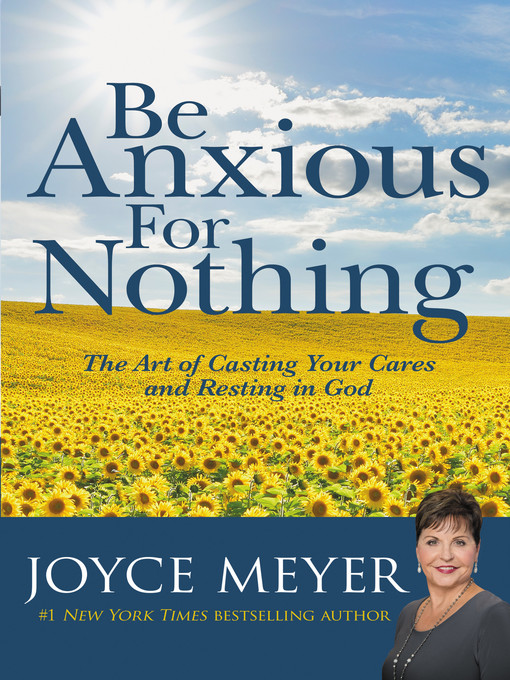 Be Anxious for Nothing (eBook): The Art of Casting Your Cares and Resting in God