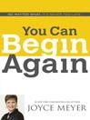 You Can Begin Again (eBook)