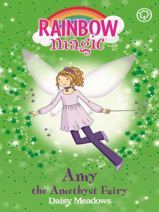 Amy the Amethyst Fairy (eBook): Rainbow Magic: The Jewel Fairies Series, Book 5