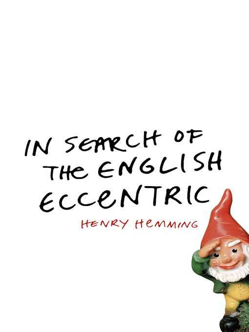 In Search of the English Eccentric (eBook)
