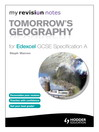 Tomorrow's Geography for Edexcel GCSE Specification A (eBook)